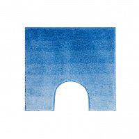Grund Koupelnová předložka RIALTO modrá 55 x 50 cm