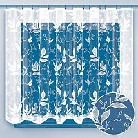 Hotová žakárová záclona JASMÍNA 350 x 160 cm
