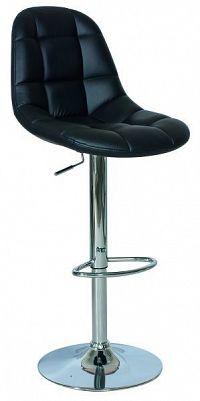 Barová židle C-198 černá
