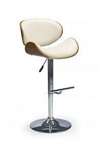 Barová židle H 44 Ořech