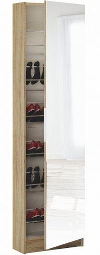 Botník (skříňka na boty) Kapater dub sonoma
