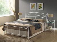 Jednolůžková postel 120 cm Siena (s roštem)