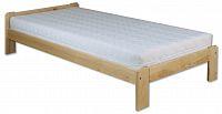 Jednolůžková postel 90 cm LK 123 (masiv)