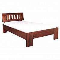 Jednolůžková postel 90 cm LK 183 (buk) (masiv)