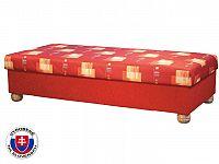 Jednolůžková postel (válenda) 90 cm Miki (s pružinovou matrací)
