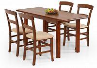 Jídelní stůl Dinner 120/158 (pro 4 až 6 osob)
