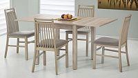 Jídelní stůl Gracjan dub sonoma (pro 4 až 6 osob)