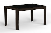 Jídelní stůl Janadan wenge (pro 4 až 6 osob)