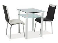 Jídelní stůl Sono 80x60 (pro 4 osoby)