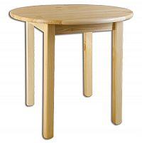Jídelní stůl ST 105 (120x120 cm) (pro 4 osoby)