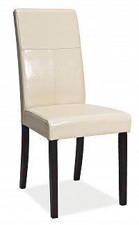 Jídelní židle C-114 (krémová)