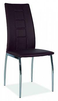 Jídelní židle H-880 hnědá