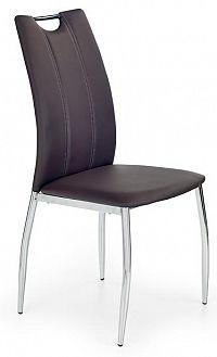 Jídelní židle K187 hnědá