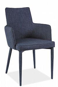 Jídelní židle Semir (grafit)
