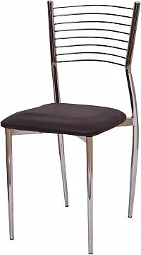 Jídelní židle Zaira TC-366 tmavohnědá