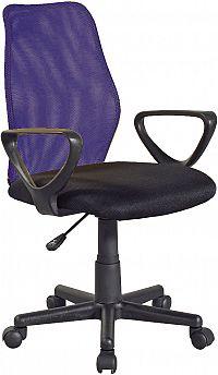 Kancelářská židle BST 2010 modrá