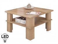 Konferenční stolek Futura 1 (sonoma světlá)