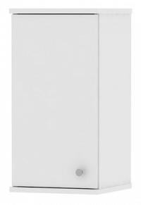 Koupelnová skříňka na stěnu Galena Si09 1D bílá