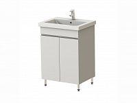 Koupelnová skříňka s umyvadlem Juventa Ariadna Ar2-60 W