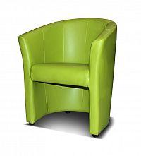 Křeslo Kubelek (zelená)