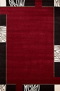 Kusový koberec Modern 103 Red