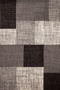 Kusový koberec Modern 105 Silver