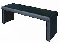 Lavice Modern černá