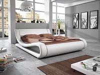 Manželská postel 140 cm