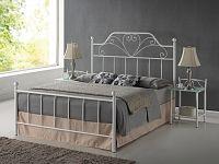 Manželská postel 160 cm Lima (s roštem)