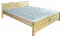 Manželská postel 160 cm LK 104 (masiv)