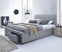Manželská postel 160 cm Modena (s roštem)