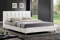 Manželská postel 160 cm Nadi (s roštem)