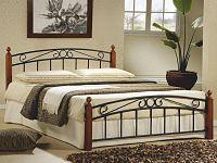 Manželská postel 180 cm Dolores (s roštem)