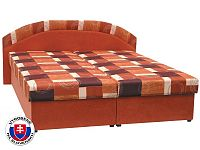 Manželská postel 180 cm Kasvo (s pružinovou matrací)