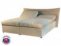 Manželská postel 180 cm Roma 2 (s molitanovou matrací)