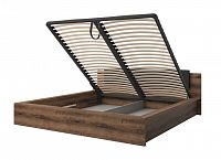 Manželská postel 200 cm Typ 52 (s roštem)