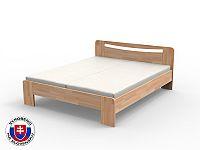 Manželská postel 210x140 cm Sofia (masiv)