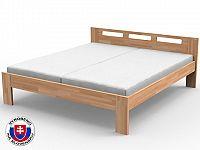 Manželská postel 210x180 cm Nela (masiv)