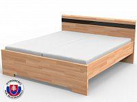Manželská postel 220x180 cm Mona (masiv)