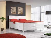 Manželská postel Boxspring 180 cm