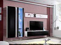 Obývací stěna AIR A 25 WS AI A4 (s osvětlením)