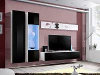 Obývací stěna AIR A 25 WS AI A5 (s osvětlením)