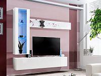 Obývací stěna AIR H 25 WW AI H2 (s osvětlením)