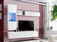 Obývací stěna AIR H 25 WW AI H3 (s osvětlením)