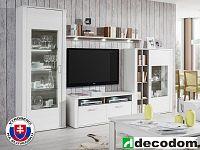 Obývací stěna Decodom Nurdik Kombinace 02 (s osvětlením)