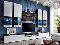 Obývací stěna Dorade 20 EMWW DO (s osvětlením)