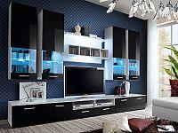 Obývací stěna Dorade 20 WS DO (s osvětlením)