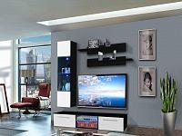 Obývací stěna Drada 25 ZW DR F1 (s osvětlením)