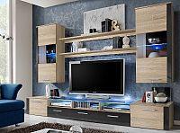 Obývací stěna Fresh 21 DSG FR (s osvětlením)