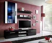 Obývací stěna Galino 24 ZSWH GE (s osvětlením)
